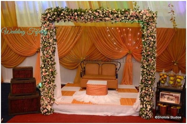 Nigerian Wedding Decor Traditional And White Ideas