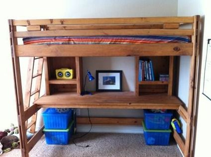 1000 ideas about loft bed desk on pinterest lofted beds city bedroom and bed with curtains bedroom loft bed desk combo