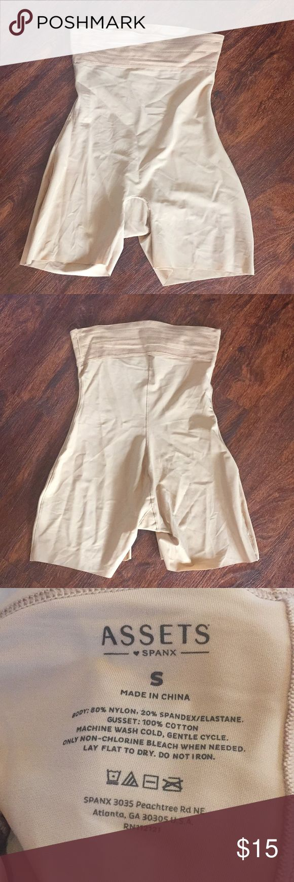 NWOT Assets by Spanx Shapewear New without tags Assets By Spanx Intimates & Sleepwear Shapewear