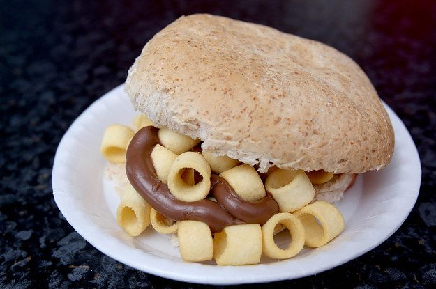 A Shop That Specializes In Crisp Sandwiches Has Opened In Yorkshire