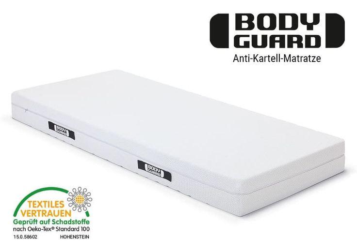 13 best bodyguard anti kartell matratze images on pinterest mattress 10 years and mattresses. Black Bedroom Furniture Sets. Home Design Ideas