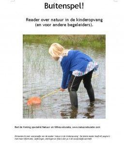 Informatie en  pdf.jes natuur educatie jonge kinderen
