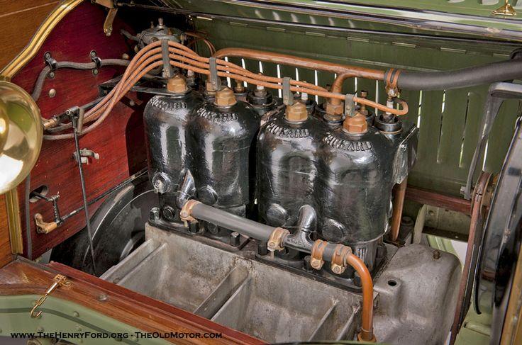 ヘンリー・フォード博物館コレクションの1904年パッカード| オールドモーター