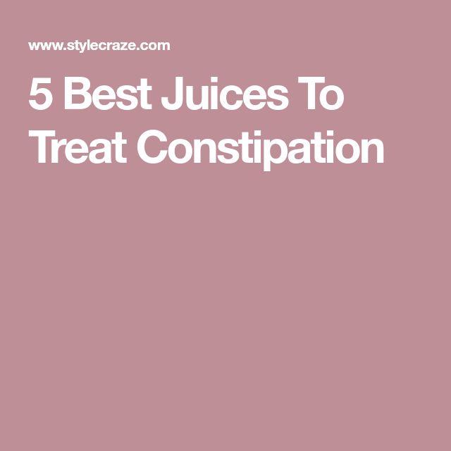 5 Best Juices To Treat ConstipationAnn Kruckeberg