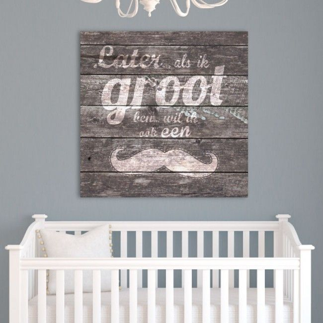 17 best babykamer decoratie steigerhout look images on pinterest, Deco ideeën