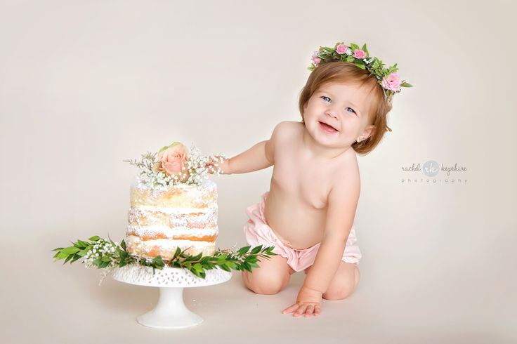 Boho Cake Smash Rachel Kepshire Photography