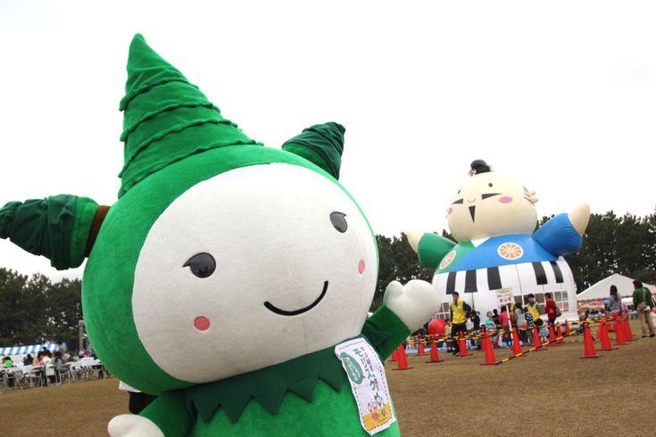 ゆるキャラ®グランプリ2015in浜松☆