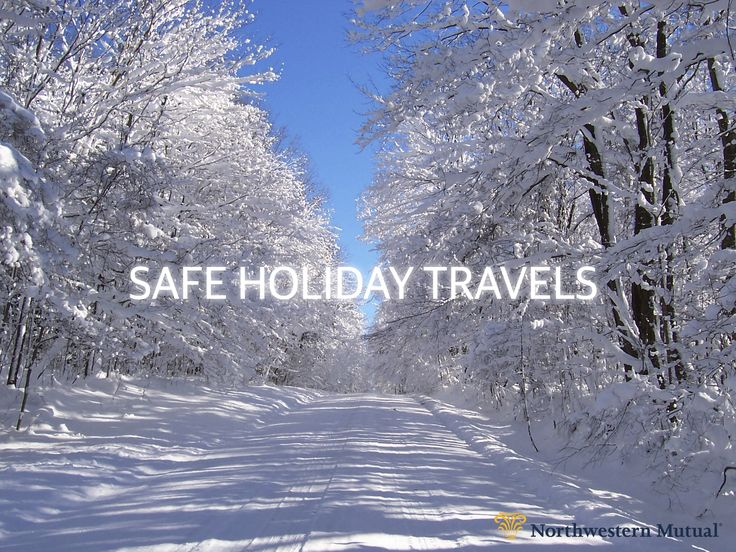 Wishing you safe holiday travels, wherever the season takes you.  #HolidayTravel