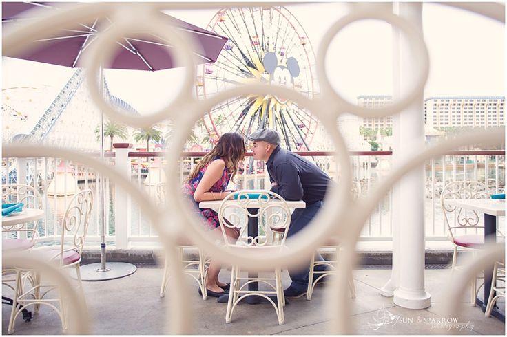Danny & Vanessa | Adventurous Disneyland Engagement | Orange County Wedding Photographers