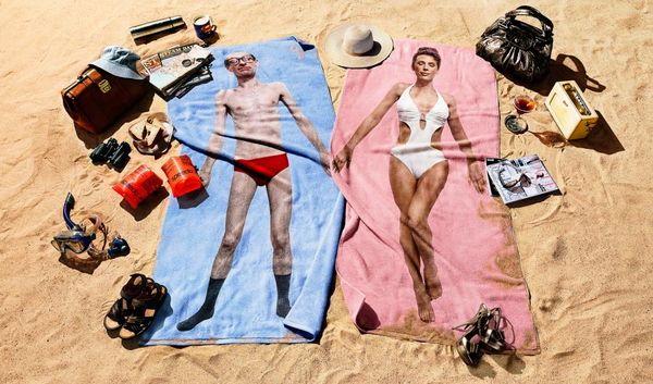 Πετσέτες μπάνιου - θαλάσσης           -            Η ΔΙΑΔΡΟΜΗ ®