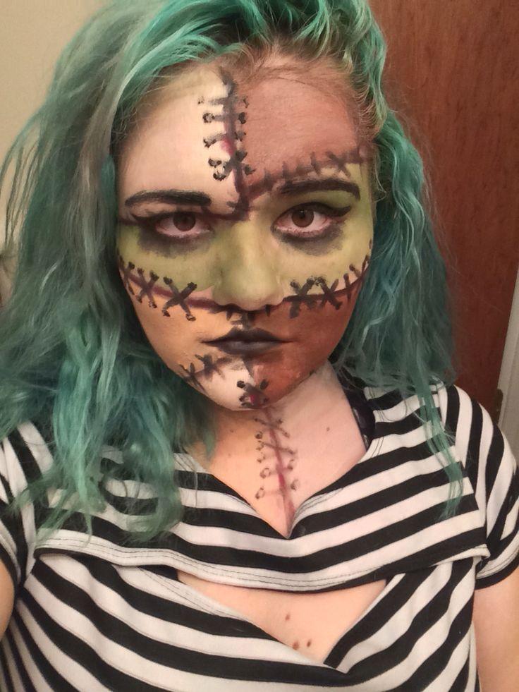 92 best SFX makeup/ Body paint images on Pinterest   Body paint ...