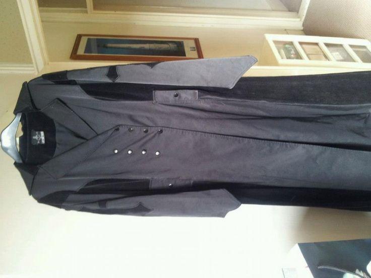 LIP SERVICE Black Metal long jacket #52-69