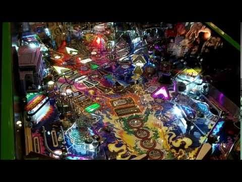 Ghostbusters, Stern Pinball, May 2016, gameplay