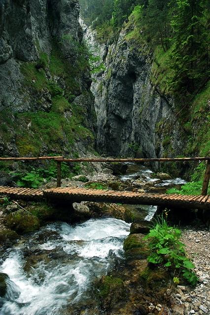 Prosiecka dolina, Liptov, Slovakia