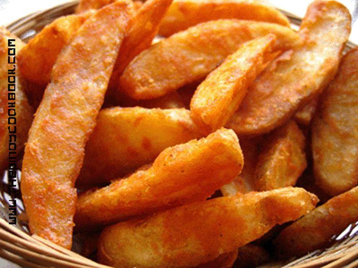 Easy Kfc Style Potato Fries Wedges Recipe Tutorial Recipes Wedges Recipe Food