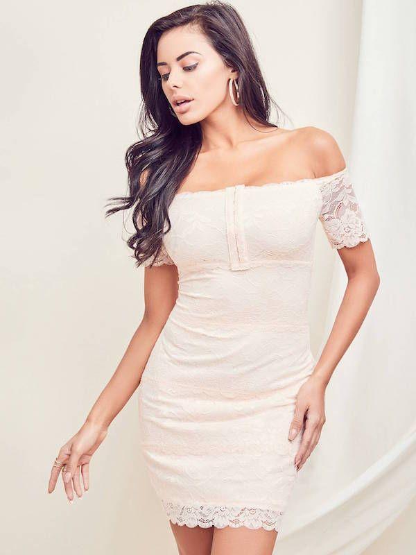 Imagenes de vestidos blancos 2018