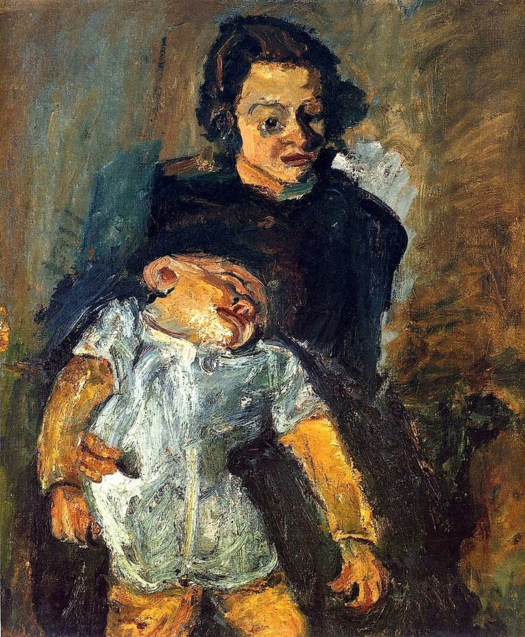 1000 Images About Chaim Soutine On Pinterest