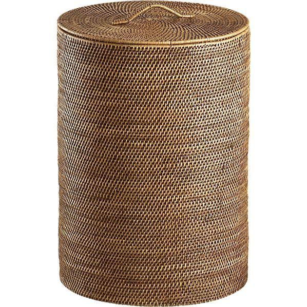 Sedona honey hamper bold beauty and laundry hamper - Way laundry hamper ...
