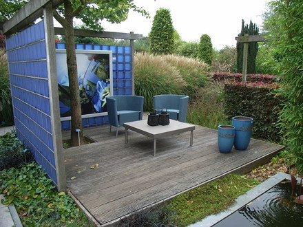 Screened deck - Appeltern, Gelderland, Netherlands