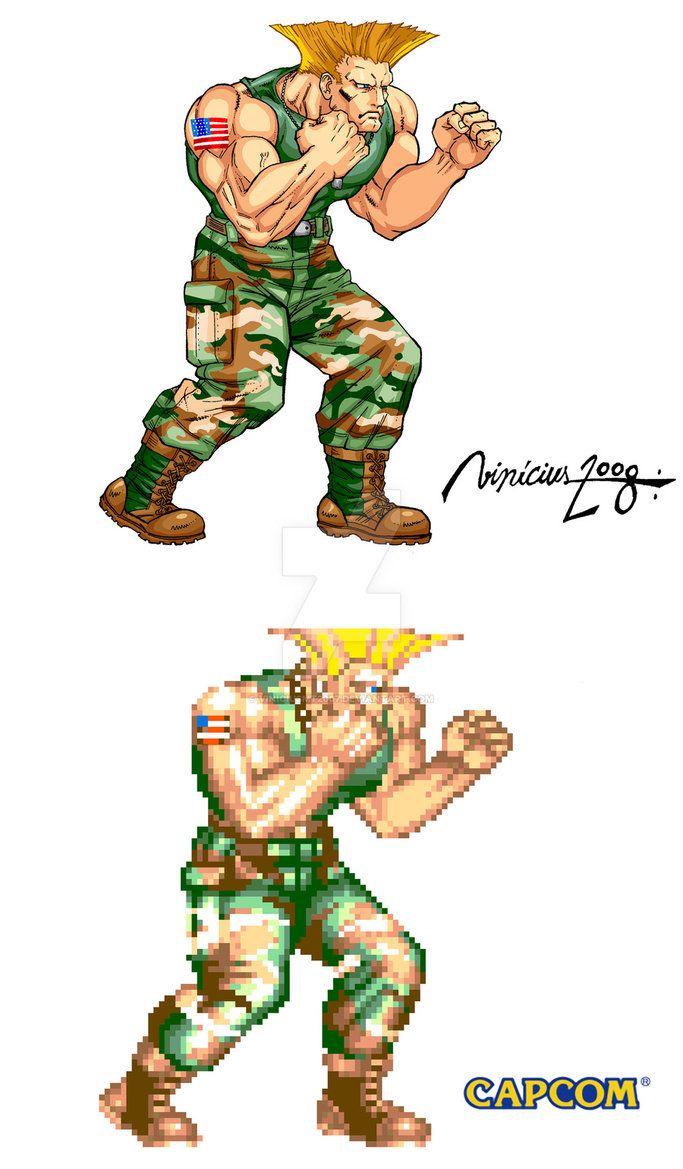 Olá pessoal, continuando a serie de desenhos inspirados no grande clássico dos games de luta o lendário STREET FIGHTER 2, hoje resolvi fazer uma versão mais atualizada do DEE JAY provindo do jogo S...