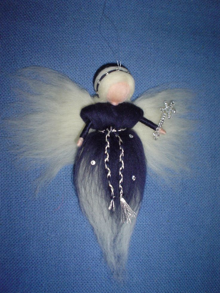 Winter Fairy, Seasonal Home Decor, Waldorf inspired