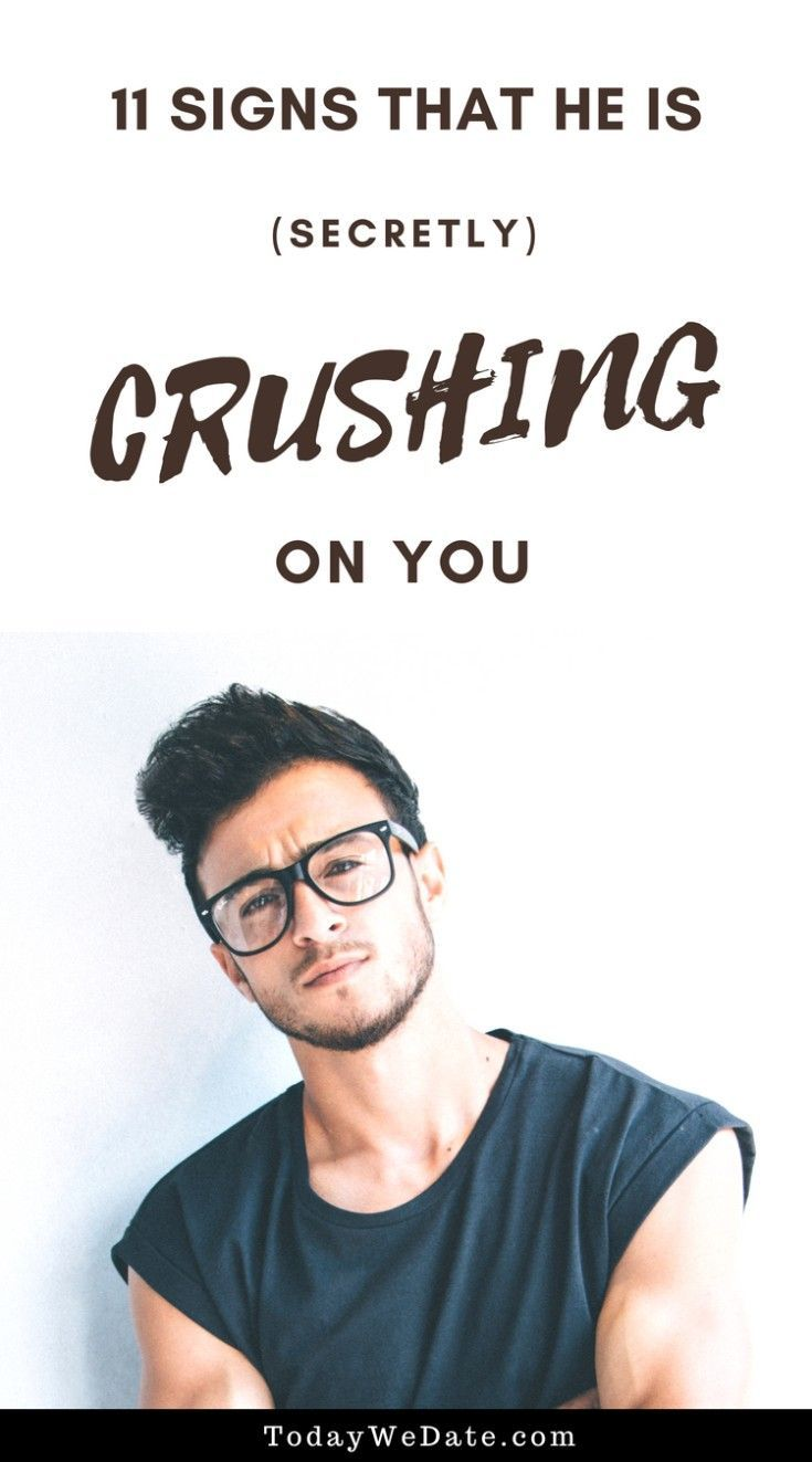 guy crush signs