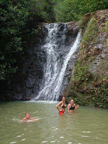 Oahu's best waterfall trails - Honolulu Hiking   Examiner.com