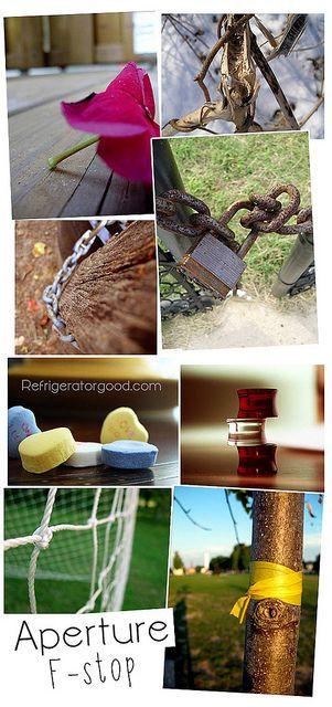 Aperture: Digital Photography Lesson Refrigeratorgood by Refrigerator-good, via Flickr