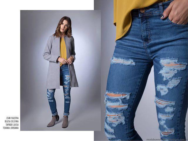 Jeans La Cofradía otoño invierno 2016. Moda otoño invierno 2016.