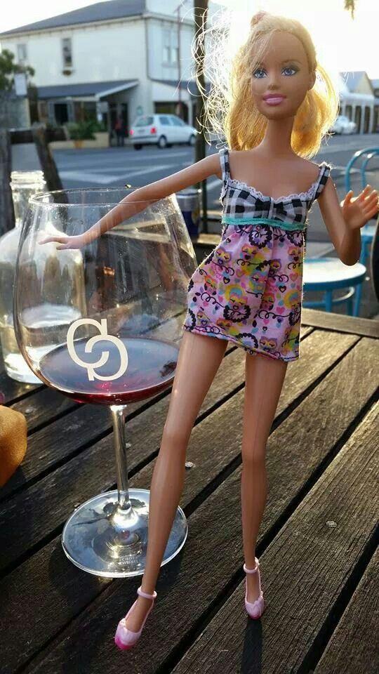 Barbie loves martinborough!