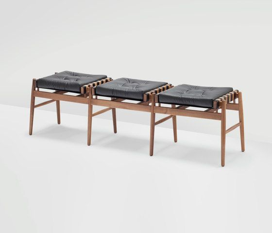Benches | Seating | Leather | H Furniture | Hierve. Check it out on Architonic