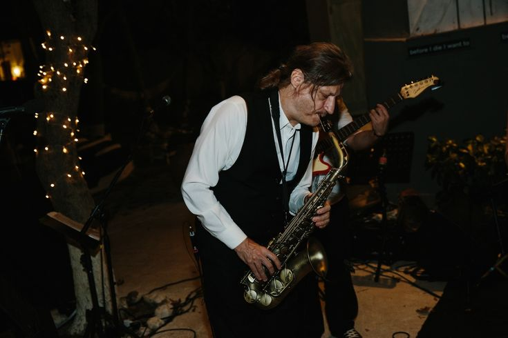Chic Wedding live band sax| lafete