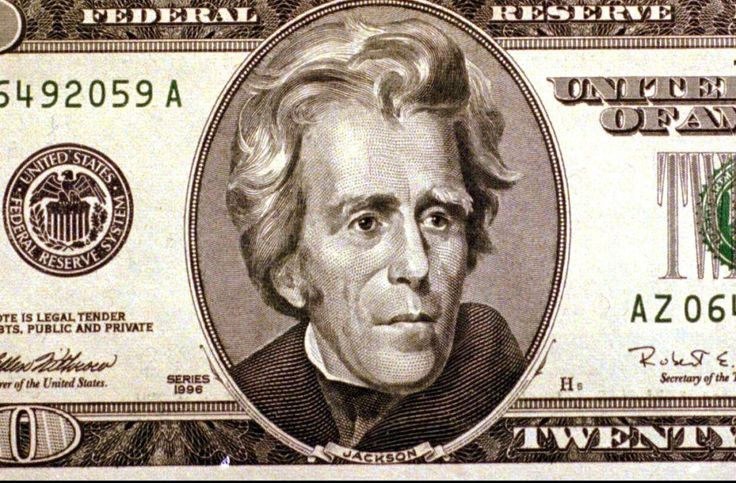 Group campaigns to see Andrew Jackson replaced on $20 bill