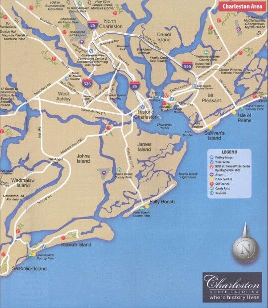Guide To Traveling To Charleston Sc: Best 25+ Map Of Charleston Sc Ideas On Pinterest