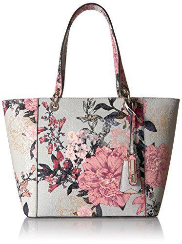 GUESS Kamryn Tote Grey Floral in OFFERTA su www.kellieshop.com Scarpe, borse, accessori, intimo, gioielli e molto altro.. scopri migliaia di articoli firmati con prezzi in SALDO #kellieshop Seguici su Facebook > https://www.facebook.com/pages/Kellie-Shop/332713936876989