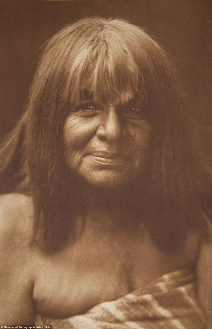 Curtis released a movie, In the Land of the Head-Hunters, in 1914 depicting the 'primal life' of Northwest Coast Indians