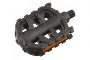 System EX Ex213 Childrens Bike Pedals SYSTEM EX EX213 PEDALSDurable PP body and strong design for childrens bikesBoron spindle9x6.5cm9/16 or 1/2 axles available http://www.MightGet.com/february-2017-1/system-ex-ex213-childrens-bike-pedals.asp