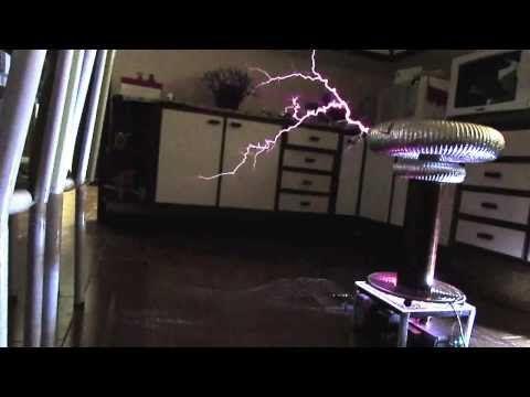 Final Countdown em Bobina de Tesla Eletrônica (Musical Tesla Coil) - YouTube