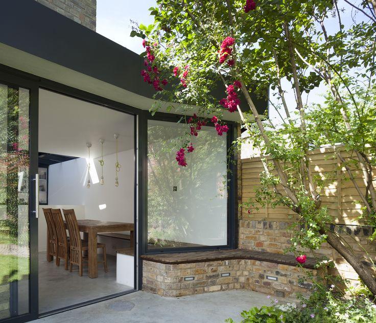 Modern Contemporary Residential Architecture Design London E1 Extension