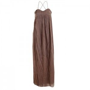 Liu Jo - sukienka maxi na ramiączkach