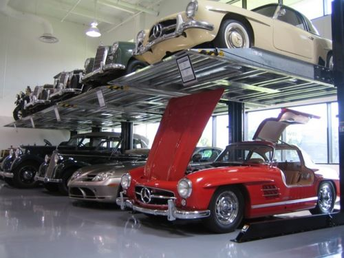 Now that's a car collection!!!