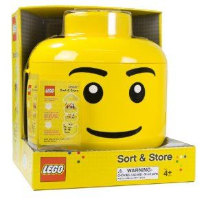 Amazon.com: Blip Toys Lego Sort And Store: Toys & Games
