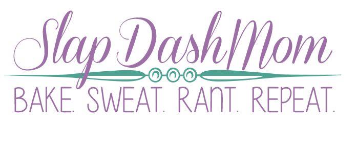 Slap Dash Mom logo