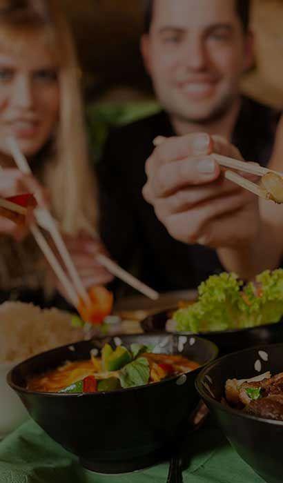 Pide comida a domicilio en tus restaurantes favoritos de forma rápida, cómoda y al mejor precio. Mil tipos de comida para elegir.