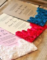December is often the moment when you start thinking about launching your invitations. To help you make a decision on the type of wedding invitation you want, here are all the aspects you need to think about: Think of how you envision your wedding day Get an idea of the...