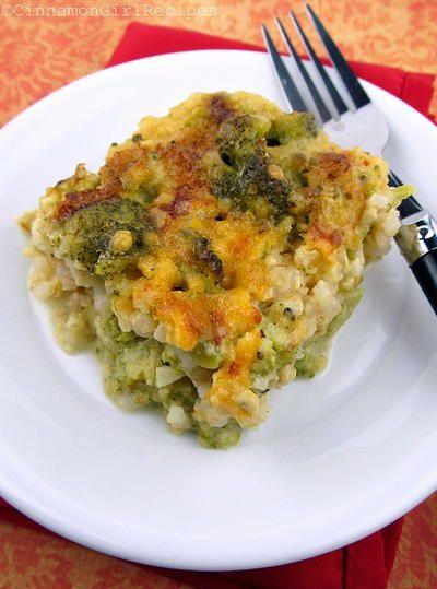 Image result for Easy au gratin rice