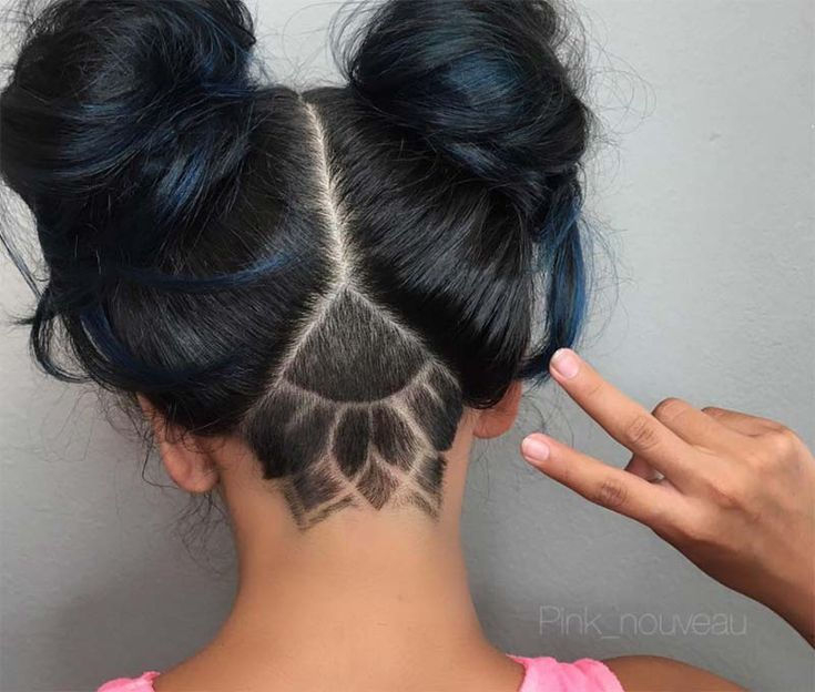 51 Long Undercut Hairstyles for Women & a DIY Way to Undercut Your Hair