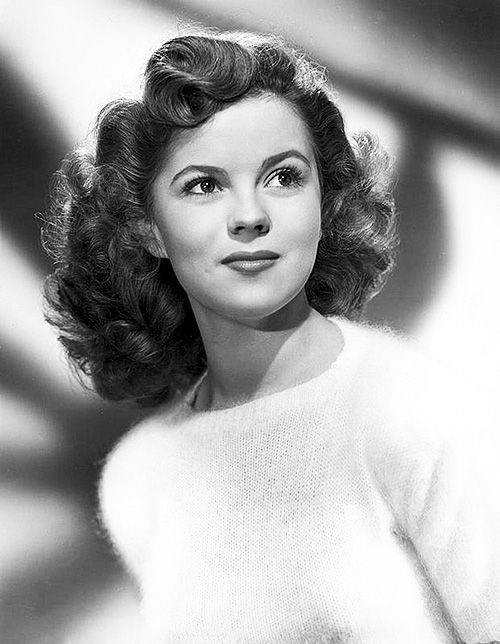 Shirley Temple, 1946.