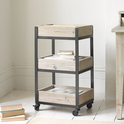 Pootle+|+Storage+Unit+With+Fixed+Trays+|+Loaf
