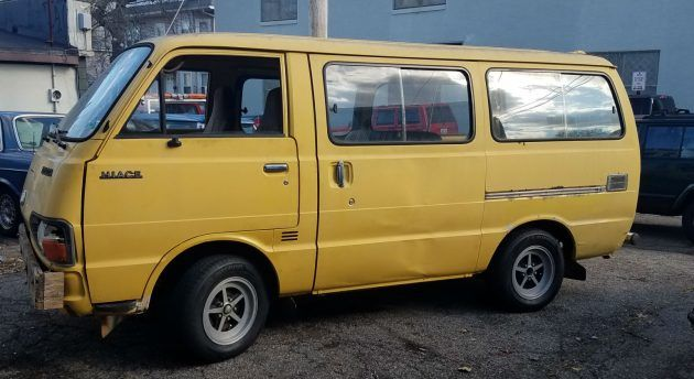 Project Update: 1981 Toyota HiAce #USA #Japanese, #Oddballs, #OurProjects, #Toyota - https://barnfinds.com/project-update-1981-toyota-hiace/
